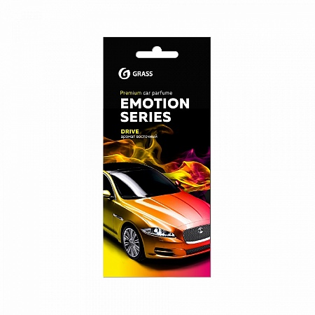 Ароматиз.карт.Emotion Series Drive (арт. AC-0167) Grass